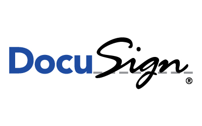 DocuSign is integrated with Montrium Connect for digital signing of records, forms and data