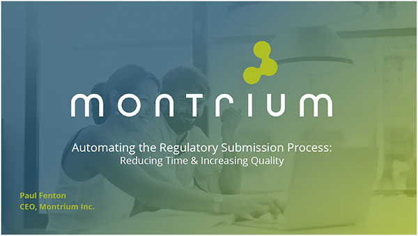 Automating the Regulatory Process