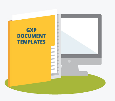 Gxp Document Templates
