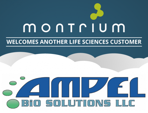 Growing Biomedical Research Organization AMPEL BioSolutions Selects Montrium as eTMF Partner