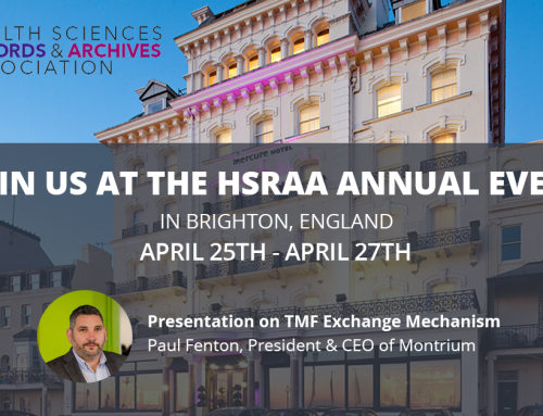 Paul Fenton to Present on TMF Reference Model Exchange Mechanism at HSRAA Conference