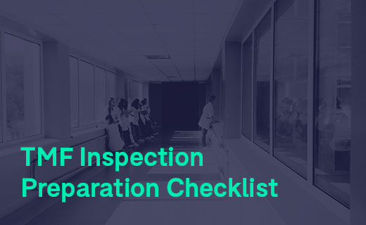 TMF Inspection Readiness Checklist