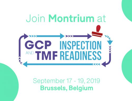 Join Montrium at the TMF Inspection Readiness Forum in Brussels