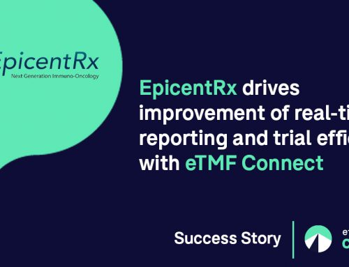 EpicentRx Improves Real-Time Reporting and Trial Efficiency Since Adoption of Montrium's eTMF Connect