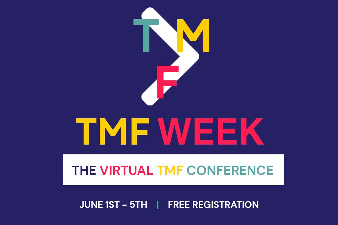 TMF Week: The Virtual TMF Conference 2020