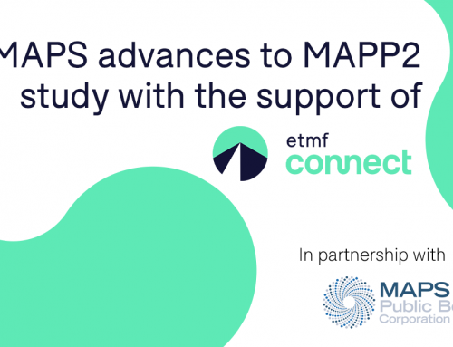 Powered by Montrium's eTMF Connect Solution, MAPS Phase 3 Program Continues with MAPP2