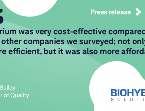 BioHybrid Solutions Aims to Revolutionize the Biotherapeutic Industry with the Support of Montrium's Quality Connect Platform